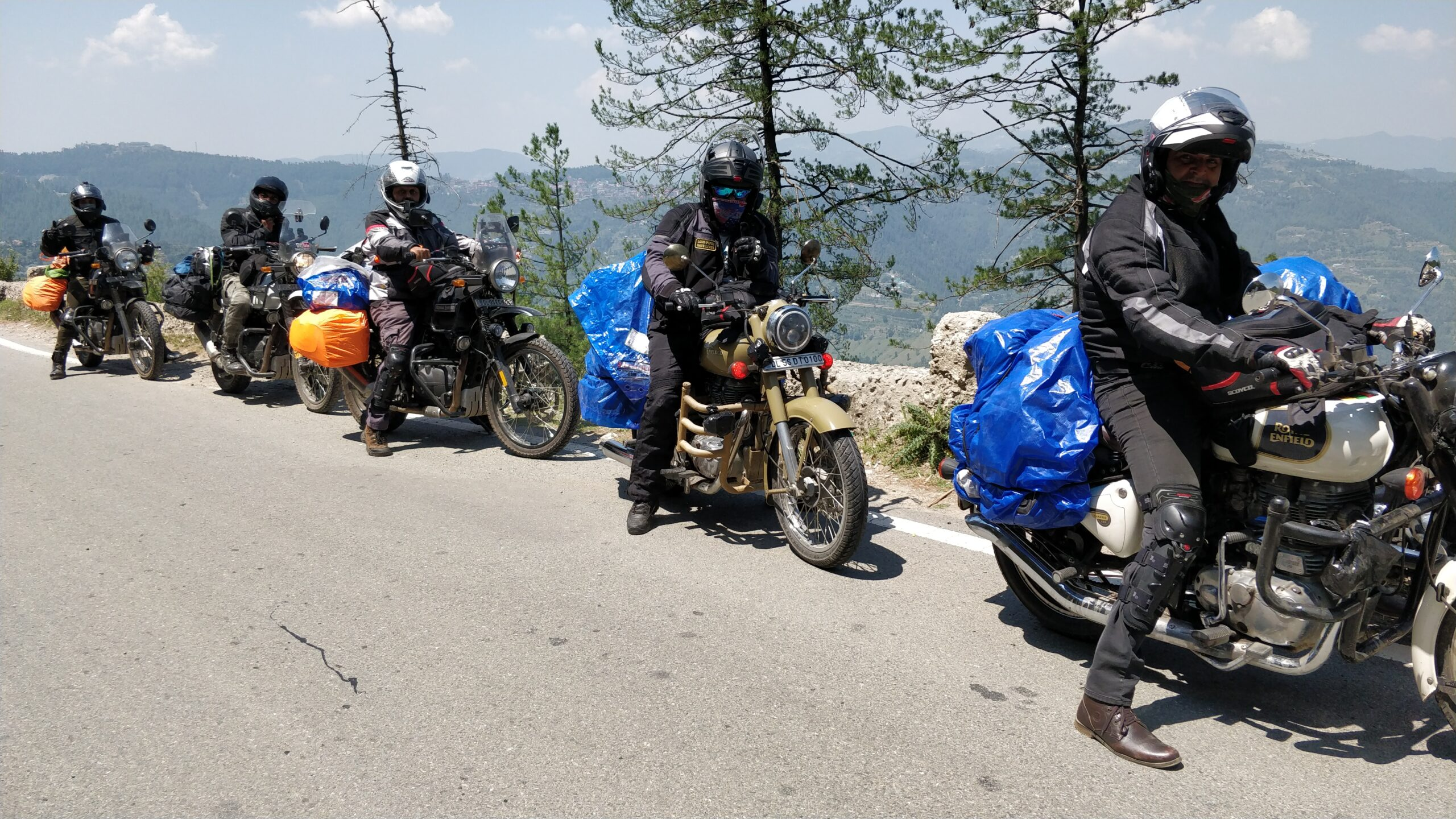 Srinagar Leh Manali Bike Trip | Leh Ladakh Bike Trip Packages | Kaizen Adventours