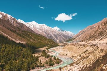 Spiti Valley Bike Trip 2021