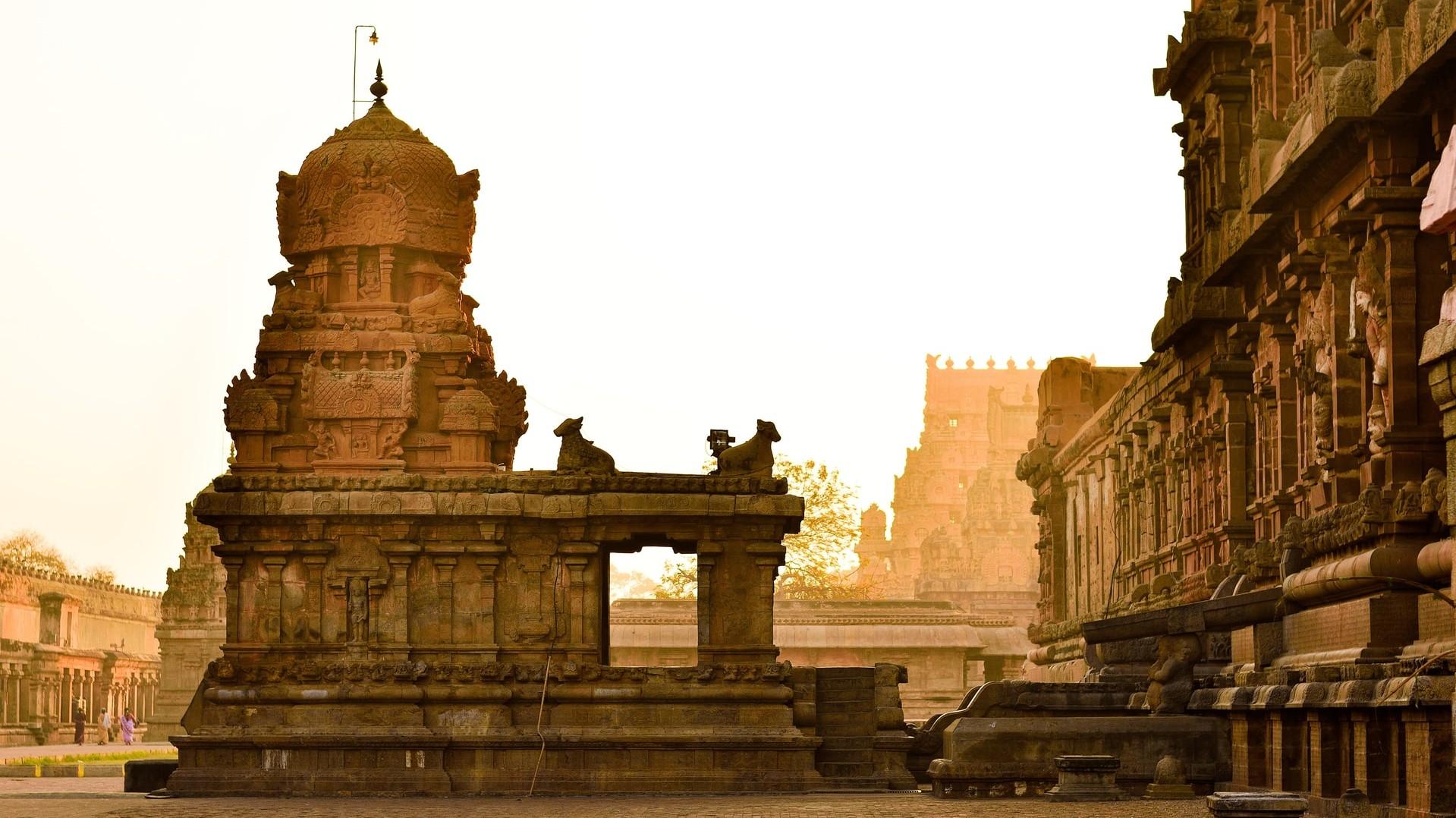 Temple Trail: Tamil Nadu - Kaizen Adventours