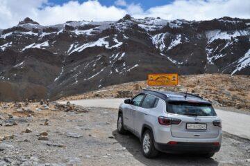 Decoding Himalayas on World's Most Dangerous Roads