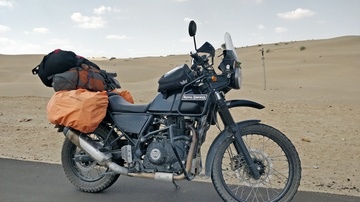 Rajasthan Motorcycle Tour