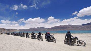 Srinagar Leh Manali Motorcycle Tour
